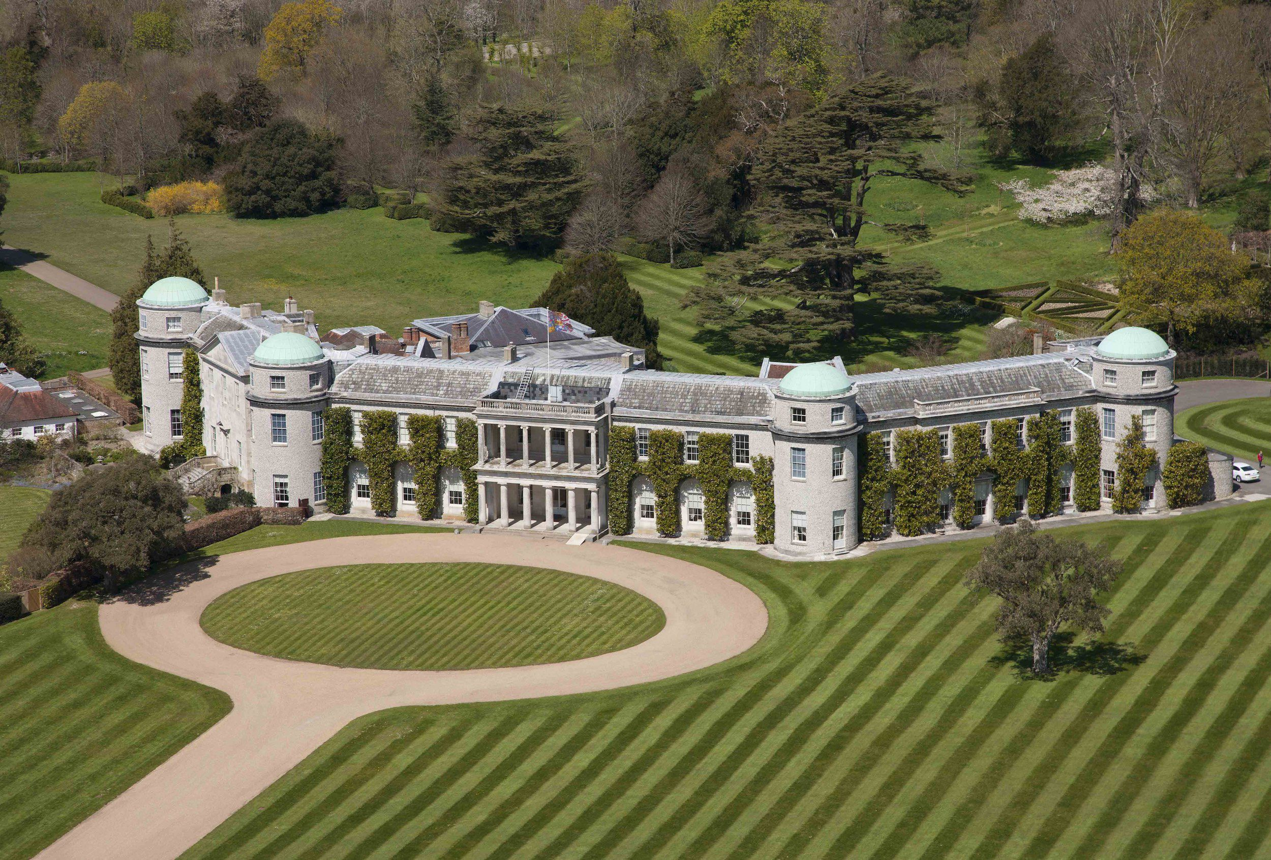 F06 Goodwood House